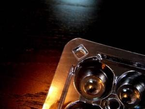 Cofraje oua prepelita 24 compartimente