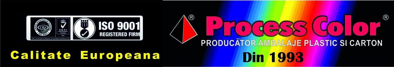 Process Color - Ambalaje din 1993